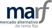 Logo MARF - Mercado Alternativo de Renta Fija